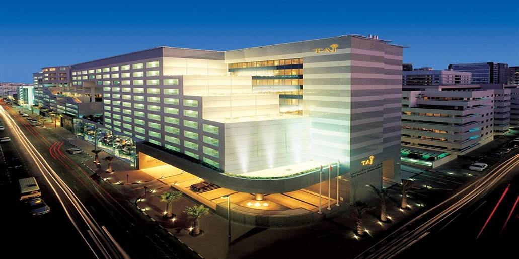 Taj Palace Hotel Dubai have a fantastic offer for their 3